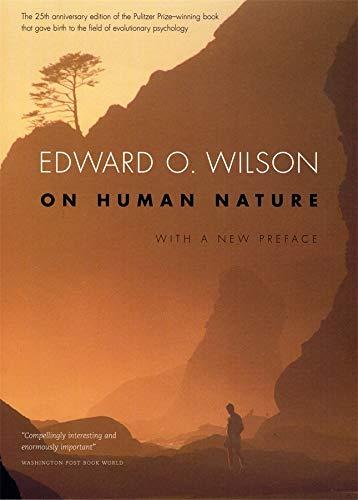 9780674016385: On Human Nature