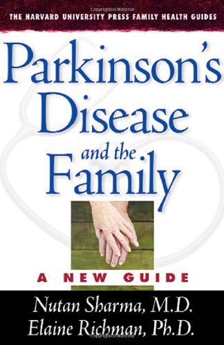 9780674016798: Parkinson's Disease and the Family: A New Guide (Harvard University Press Family Health Guides)