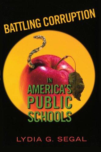 9780674017542: Battling Corruption in America's Public Schools
