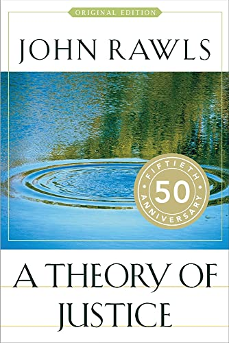 9780674017726: A Theory of Justice: Original Edition (Oxford Paperbacks 301 301)