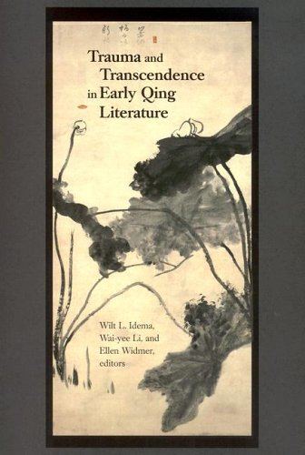 9780674017757: Trauma and Transcendence in Early Qing Literature