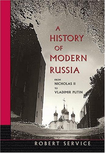 9780674018013: A History of Modern Russia: From Nicholas II to Vladimir Putin, Revised Edition
