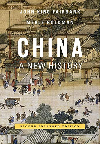 9780674018280: China: A New History, Second Enlarged Edition