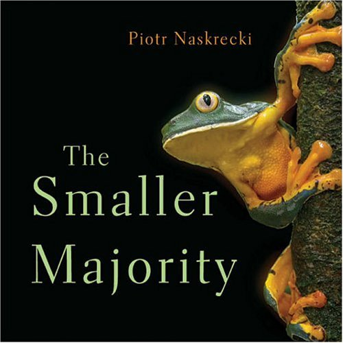 9780674019157: The Smaller Majority