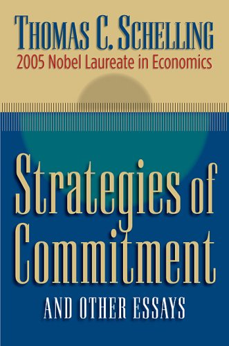 9780674019294: Strategies of Commitment and Other Essays