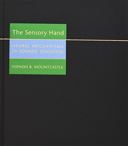 9780674019744: The Sensory Hand: Neural Mechanisms of Somatic Sensation