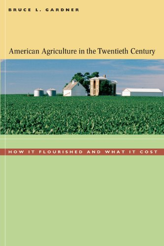 9780674019898: American Agriculture in the Twentieth Century: How It Flourished and What It Cost