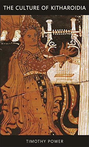 9780674021389: The Culture of Kitharoidia (Hellenic Studies Series)