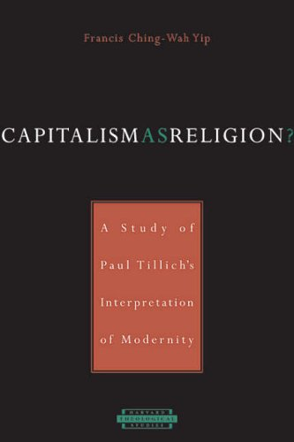 paul tillich's theological method of correlation Tillich' s formal theological method --the this exercise begins with an examination of the method of correlation a dialogue between theology and psychology.