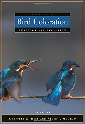 9780674021761: Bird Coloration, Volume 2: Function and Evolution