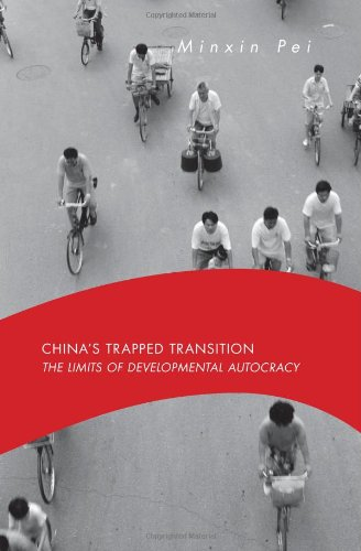9780674021952: China's Trapped Transition: The Limits of Developmental Autrocracy