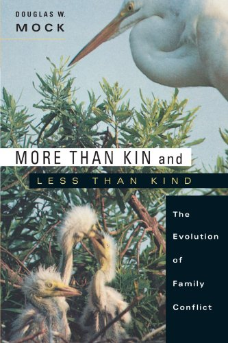 9780674022485: More than Kin and Less than Kind: The Evolution of Family Conflict