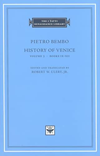 History of Venice, Vol 3: Bembo, Pietro