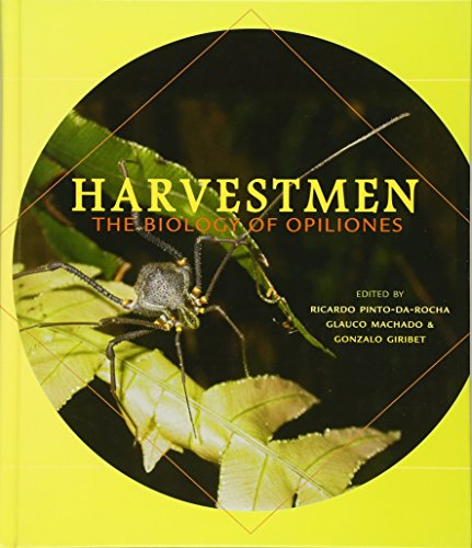 9780674023437: Harvestmen: The Biology of Opiliones