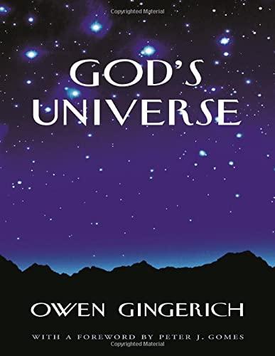 9780674023703: God's Universe