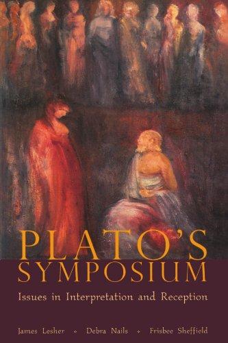 9780674023758: Plato's Symposium: Issues in Interpretation And Reception