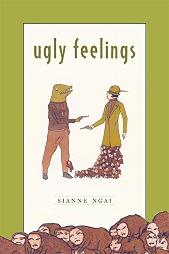 9780674024090: Ugly Feelings