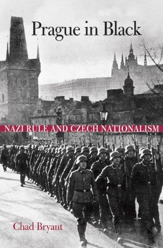9780674024519: Prague in Black: Nazi Rule and Czech Nationalism