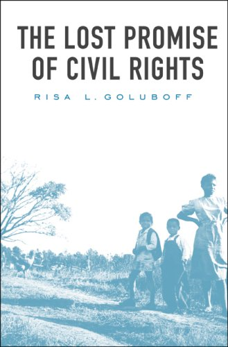 9780674024656: The Lost Promise of Civil Rights
