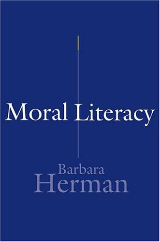9780674024670: Moral Literacy