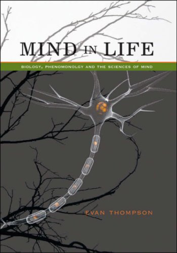 9780674025110: Mind in Life: Biology, Phenomenology, and the Sciences of Mind