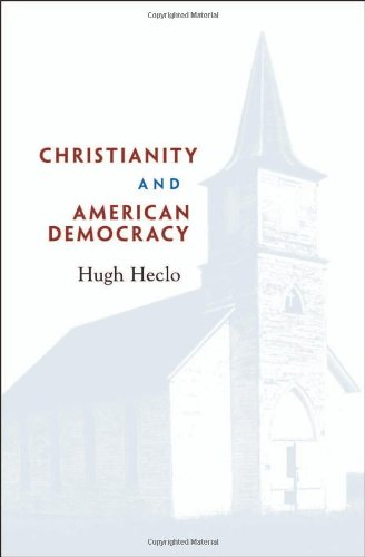 9780674025141: Christianity and American Democracy (Alexis de Tocqueville Lectures on American Politics)