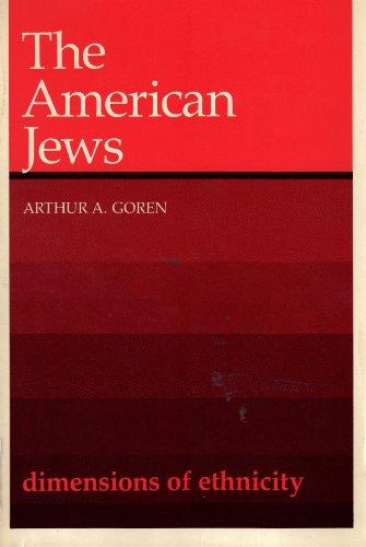 9780674025165: The American Jews