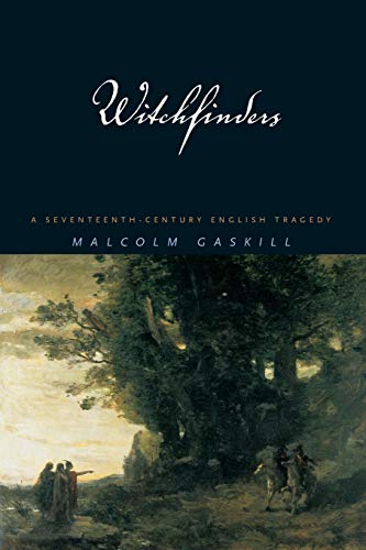 9780674025424: Witchfinders: A Seventeenth-Century English Tragedy