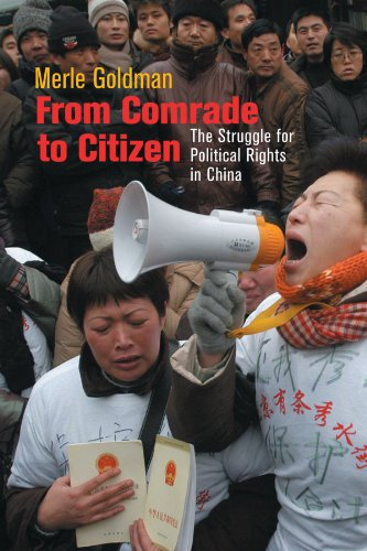 From Comrade to Citizen: The Struggle for Political Rights in China (067402544X) by Goldman, Merle