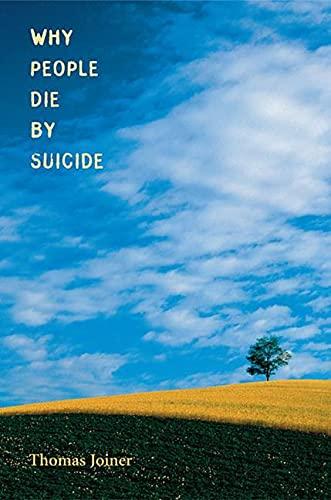9780674025493: Why People Die by Suicide