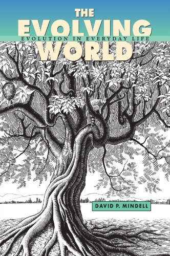 9780674025585: The Evolving World: Evolution in Everyday Life