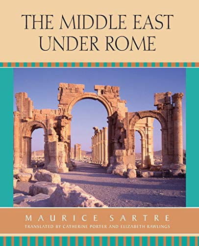 9780674025653: The Middle East under Rome