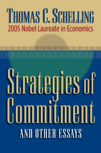 9780674025677: Strategies of Commitment and Other Essays