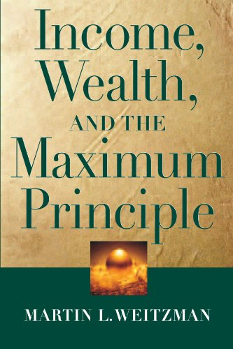 9780674025769: Income, Wealth, and the Maximum Principle