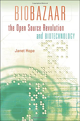 9780674026353: Biobazaar: The Open Source Revolution and Biotechnology