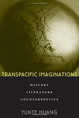 9780674026377: Transpacific Imaginations: History, Literature, Counterpoetics