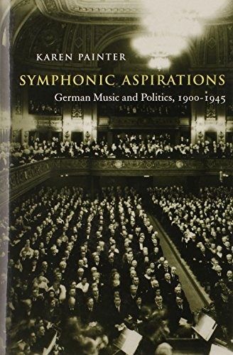 9780674026612: Symphonic Aspirations: German Music and Politics, 1900-1945