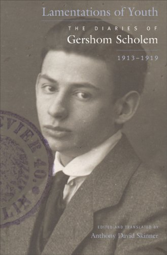 9780674026698: Lamentations of Youth: The Diaries of Gershom Scholem, 1913-1919