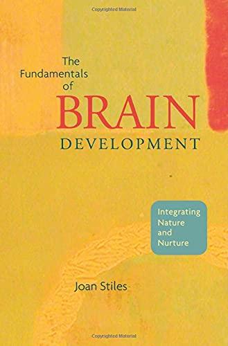 9780674026742: The Fundamentals of Brain Development: Integrating Nature and Nurture