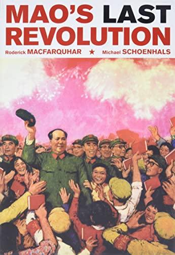 9780674027480: Mao's Last Revolution