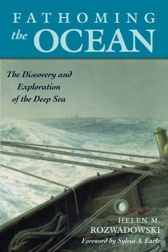 9780674027565: Fathoming the Ocean - The Discovery and Exploration of the Deep Sea