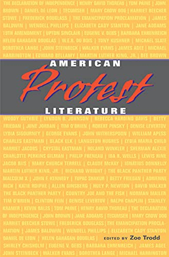 9780674027633: American Protest Literature (The John Harvard Library)