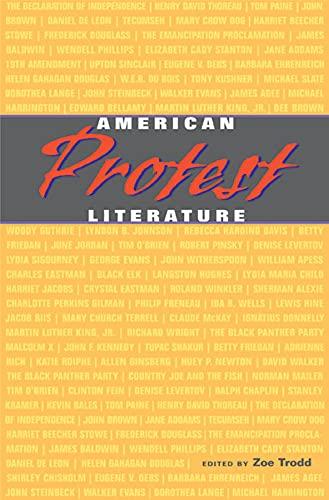 9780674027633: American Protest Literature (The John Harvard Library)