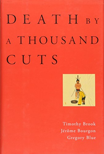 9780674027732: Death by a Thousand Cuts (OIP)