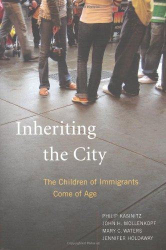 9780674028036: Inheriting the City: The Children of Immigrants Come of Age