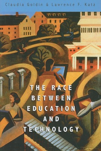 9780674028678: The Race Between Education and Technology