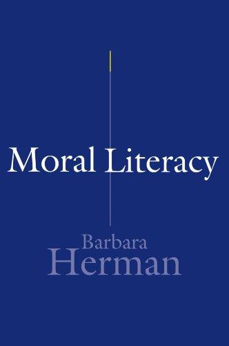 9780674030527: Moral Literacy