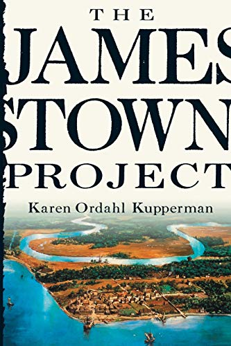 9780674030565: The Jamestown Project