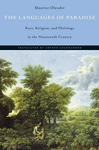 9780674030626: The Languages of Paradise - Race Religion and Philology in the Nineteenth Century