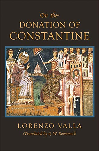 9780674030893: On the Donation of Constantine (The I Tatti Renaissance Library)